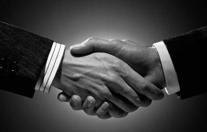 Fourtree Lawyers Handshake