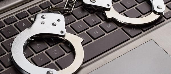 criminal lawyer police handcuffs