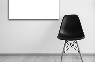 Chair and white board - Employment Law